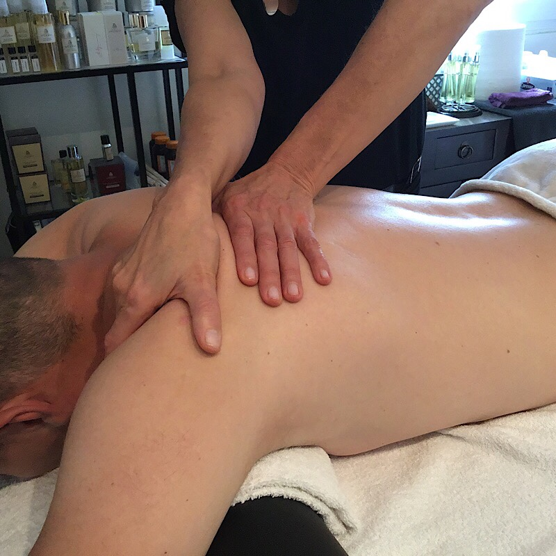 Massage Ressens