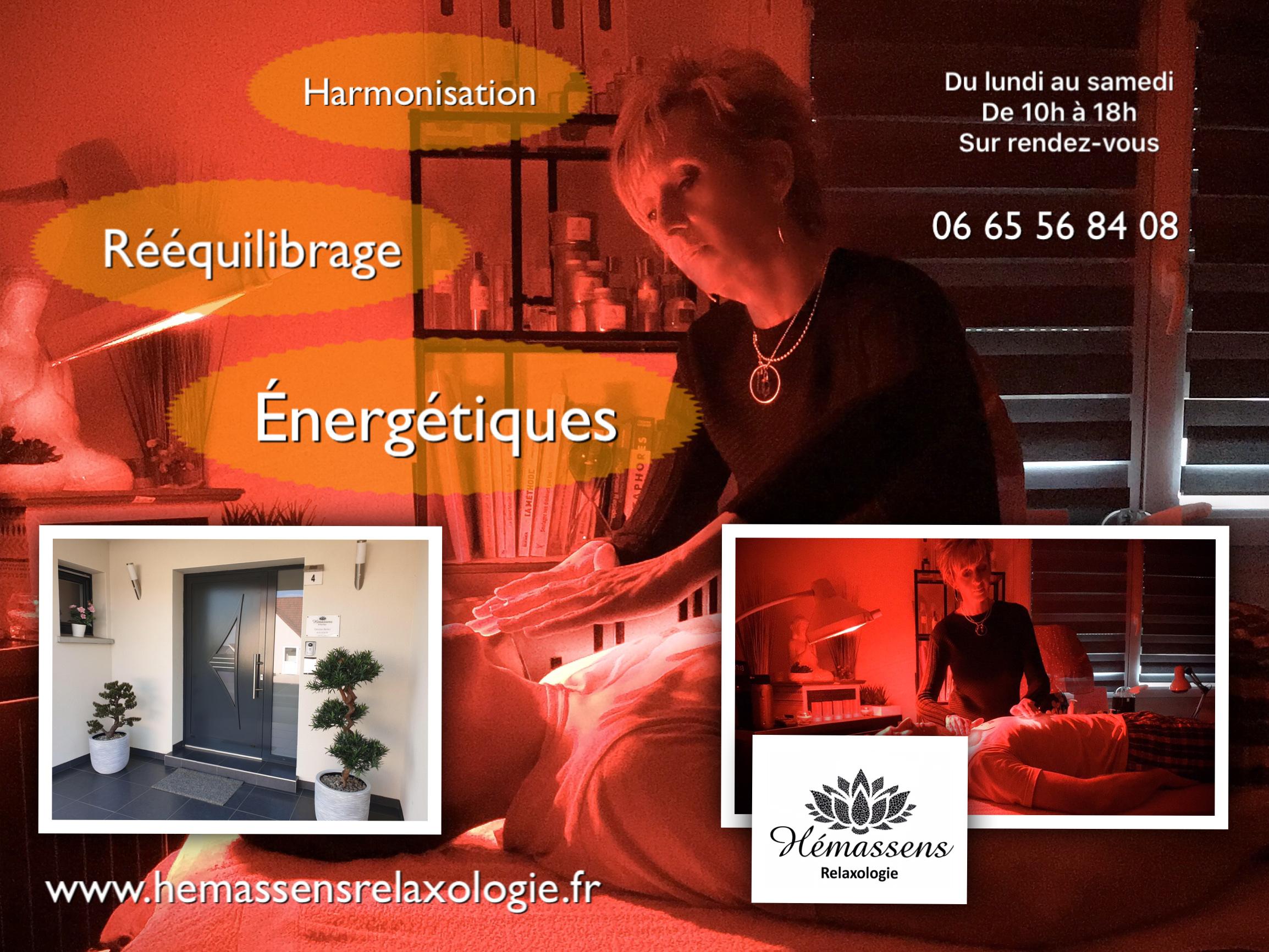 Harmonisation et rééquilibrage énergétiques