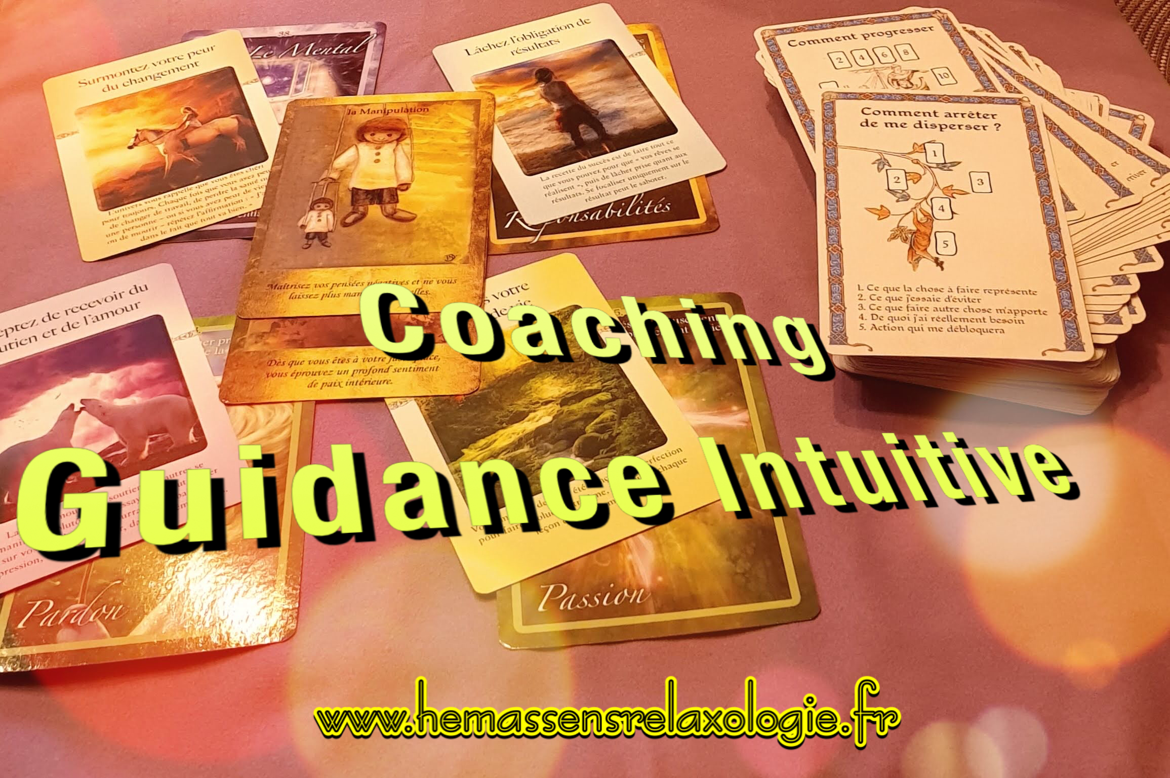 Coaching Guidance Intuitive