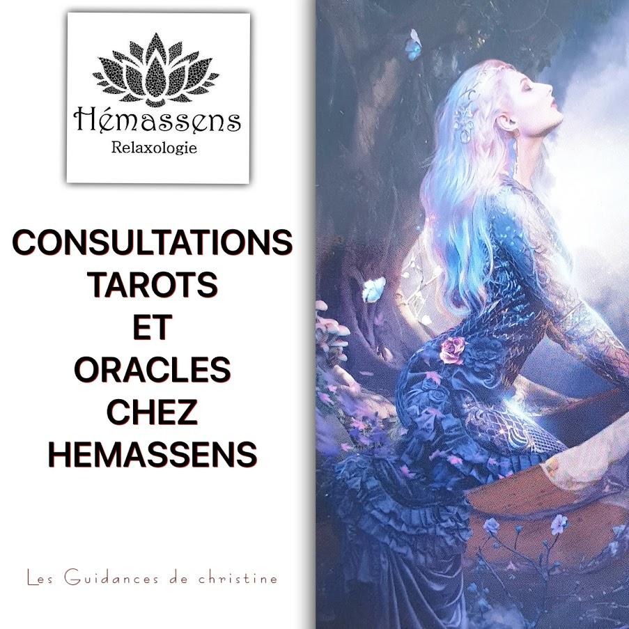 Consultation Tarots et Oracles chez Hémassens