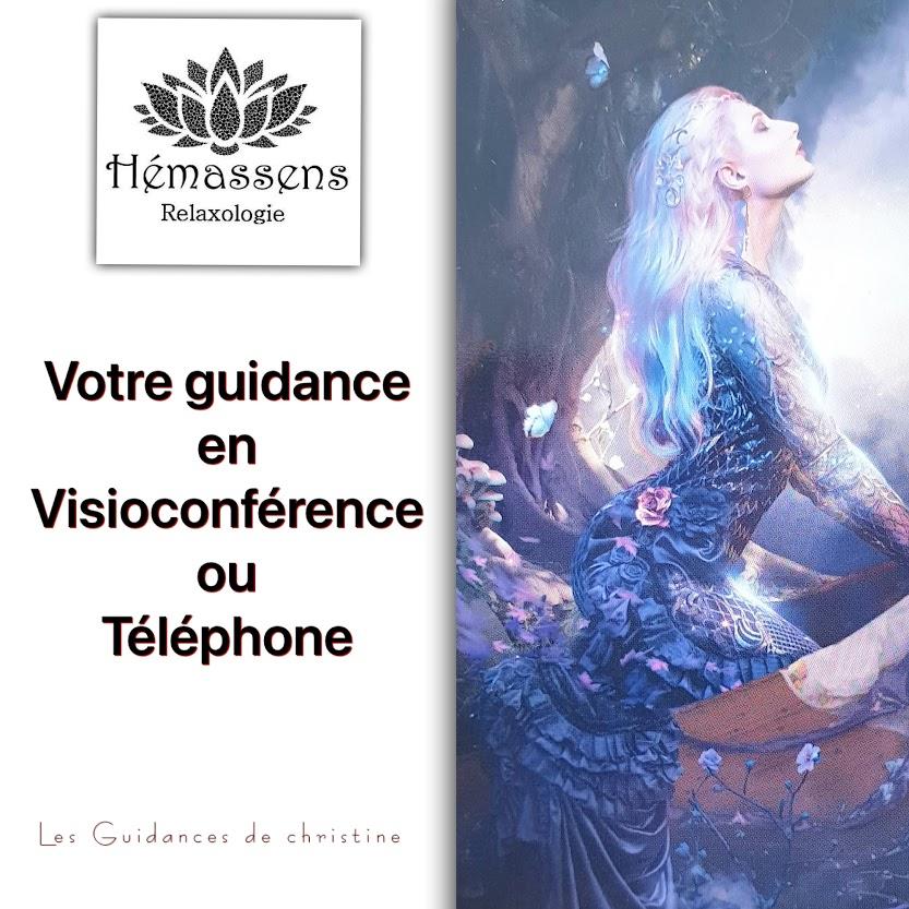 Votre guidance en Visioconférence ou téléphone