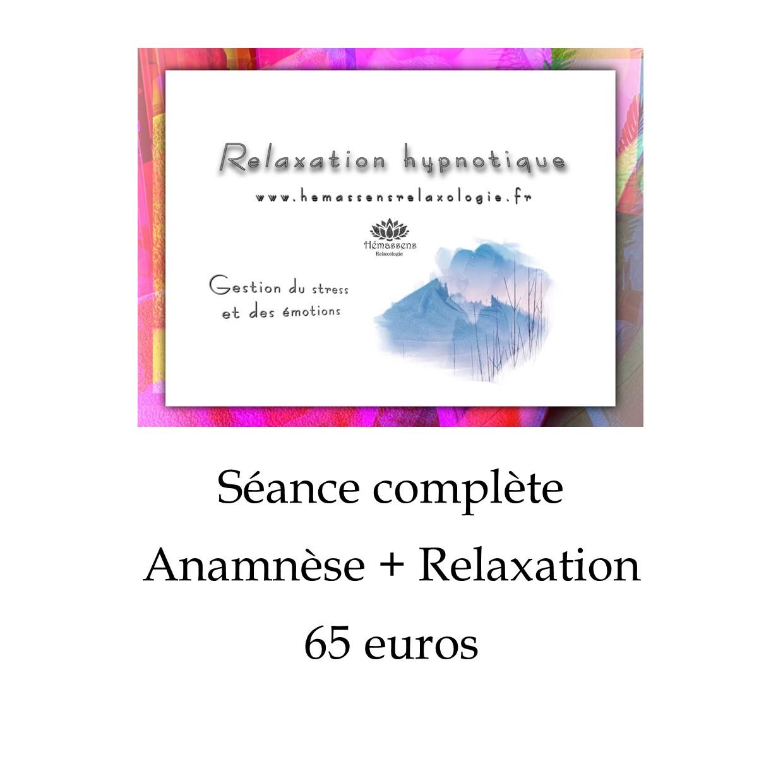 Relaxation hypnotique