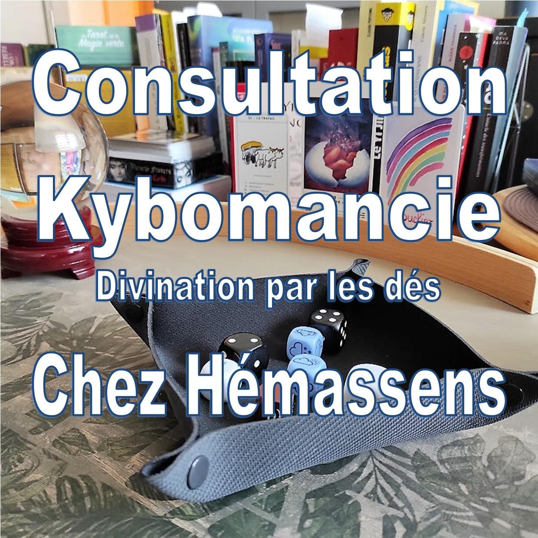 Kybomancie ; divination par les dés